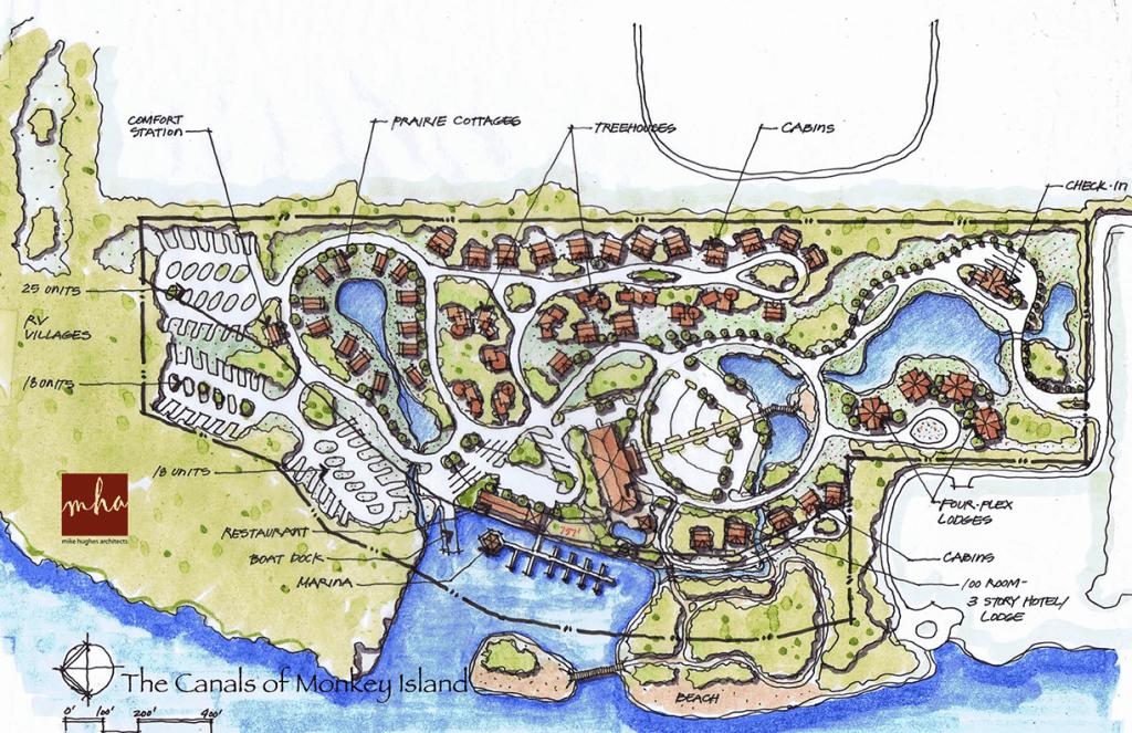 Mha Monkey Island