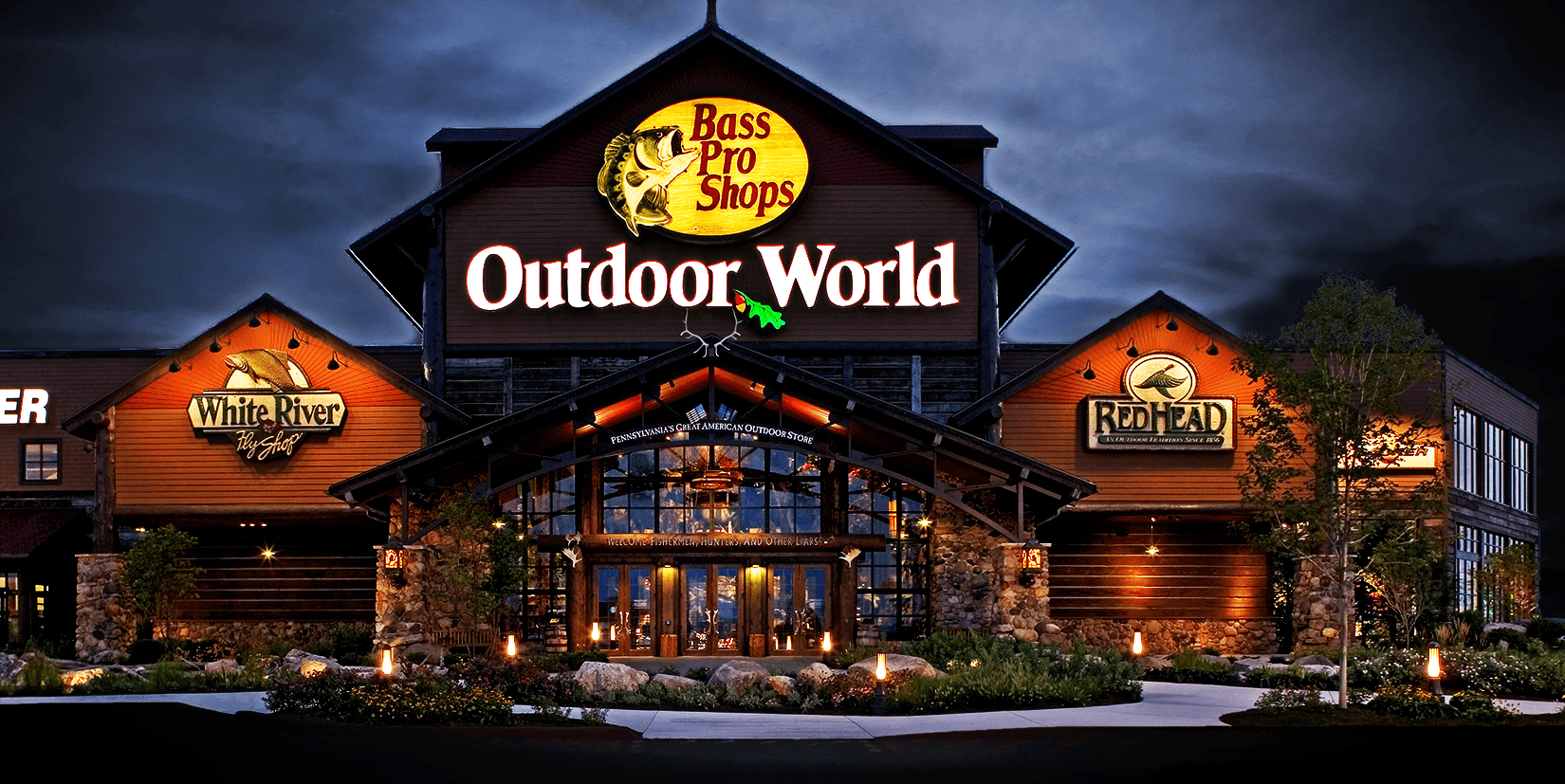 San Antonio Bass Pro Shops Architect 1