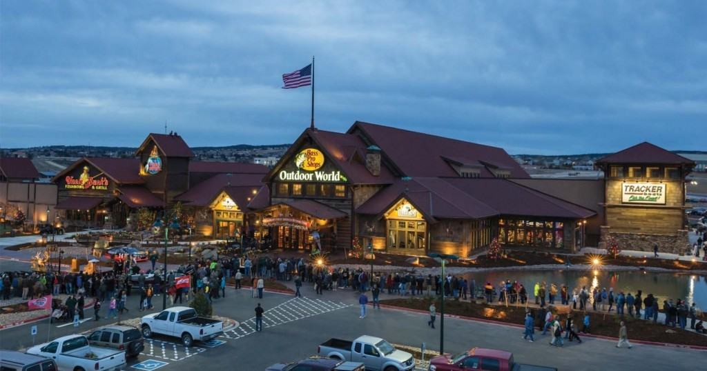Mha Bass Pro Shops Outdoor World Colorado Springs