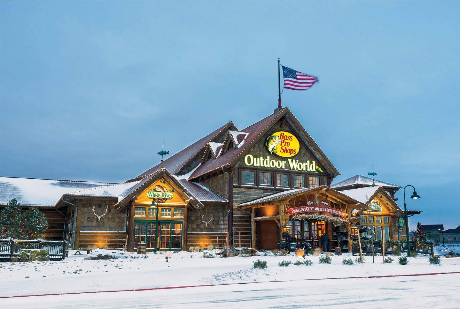 Bass Pro Shops Outdoor World Architect Colorado